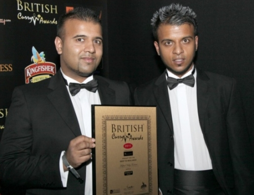 The Melford Valley, British Curry Awards Finalist